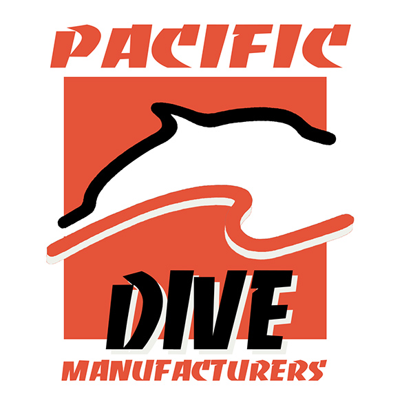Pacific Dive Manufacturers - Logo