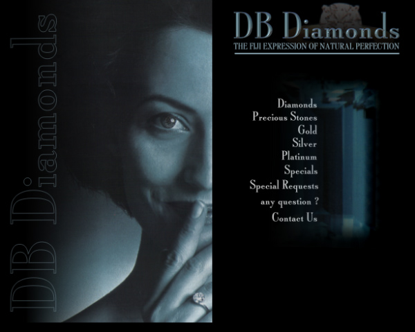 DB Diamonds - demo