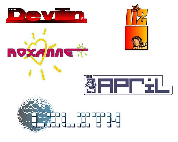 ivanet design portfolio studio di loghi per discoteche